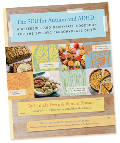 The SCD for Autism and ADHD (book cover)